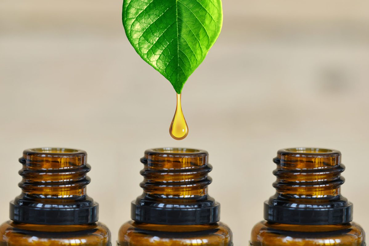 Are Essential Oils Making Your Skin Break Out?