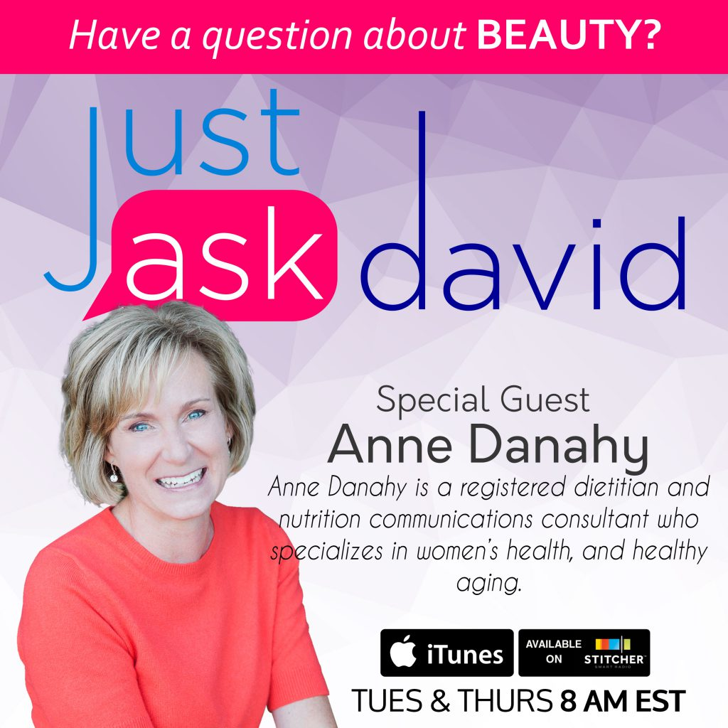 Nutrition and Aging With Anne Danahy