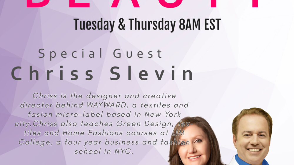 Green Design with Chriss Slevin
