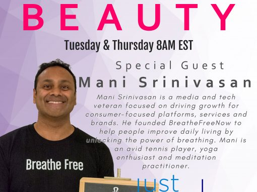 Breathing Exercises for Stress with Mani Srinivasan