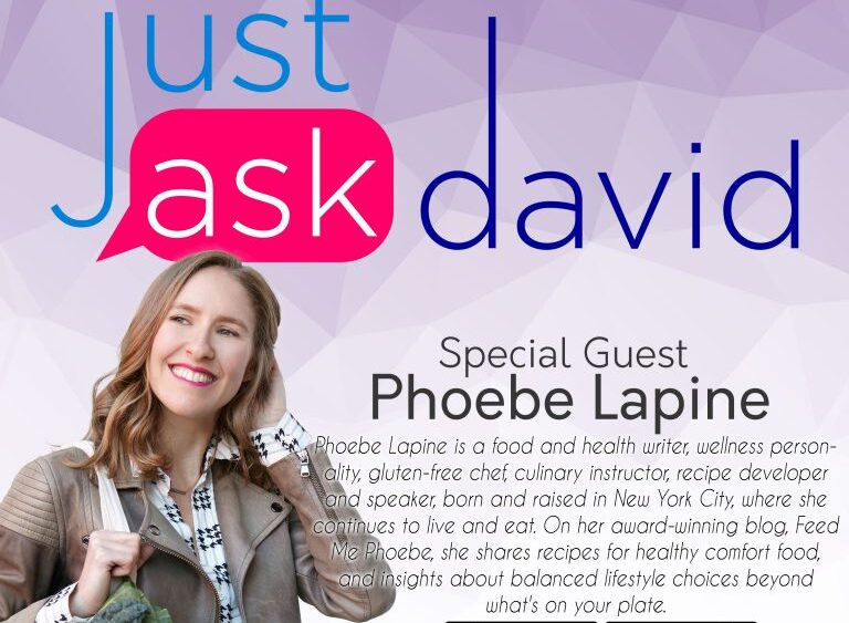 Healthy Comfort Foods with Phoebe Lapine