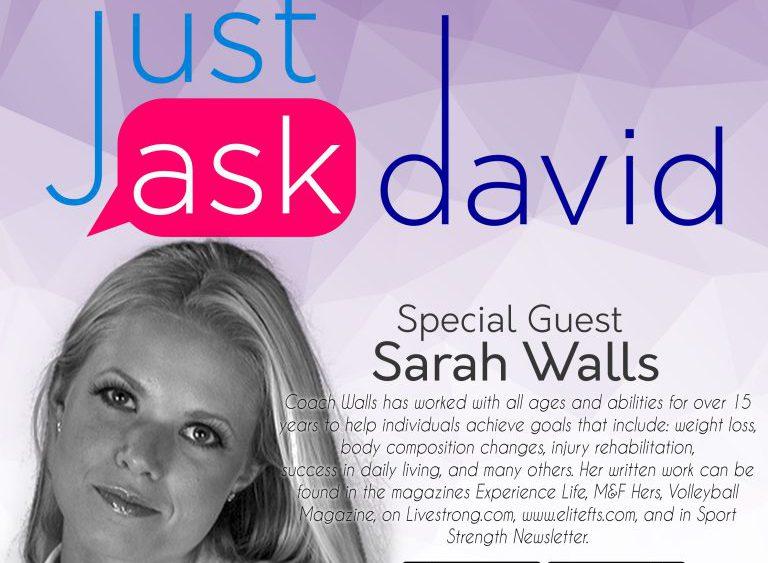 Long Term Fitness Goals With Sarah Walls